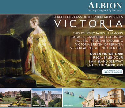 Queen Victoria March19