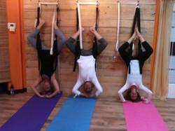Yoga Wall 3 hanging