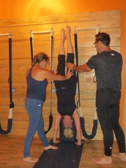 handstand assist