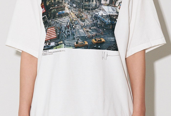 TIMES SQUARE SHORT SLEEVE T-SHIRT