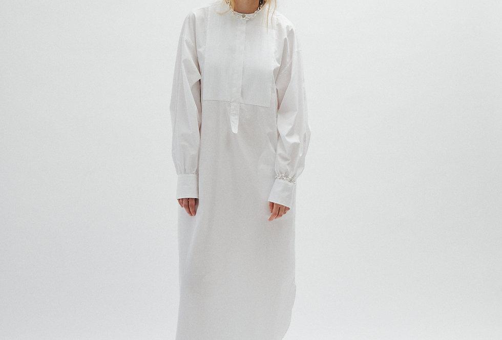 PINTUCK DRESS SHIRTS OP