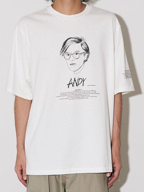 ANDY SHORT SLEEVE T-SHIRT