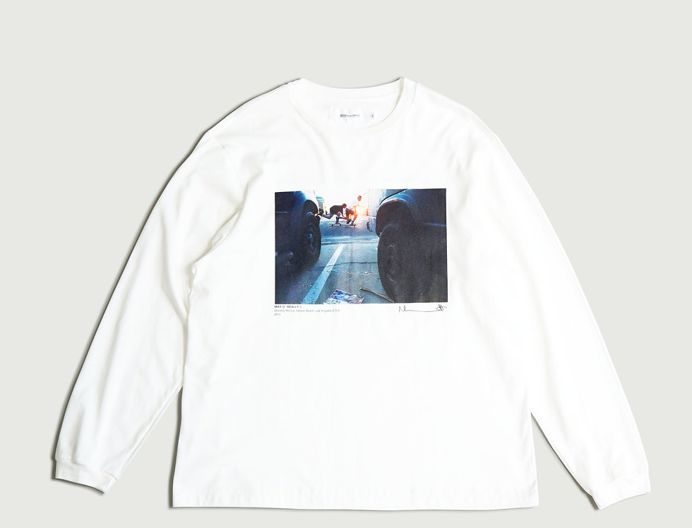BLONDEY MCCOY LONG SLEEVE T-SHIRTS