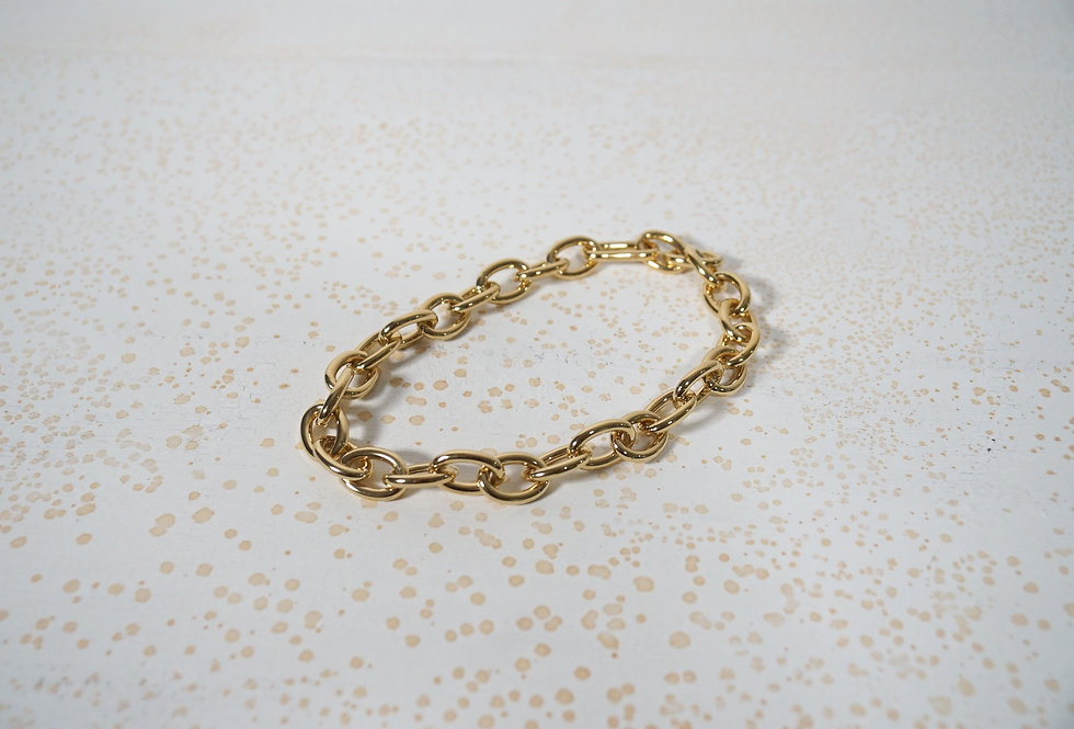 THICH CHAIN NECKLACE