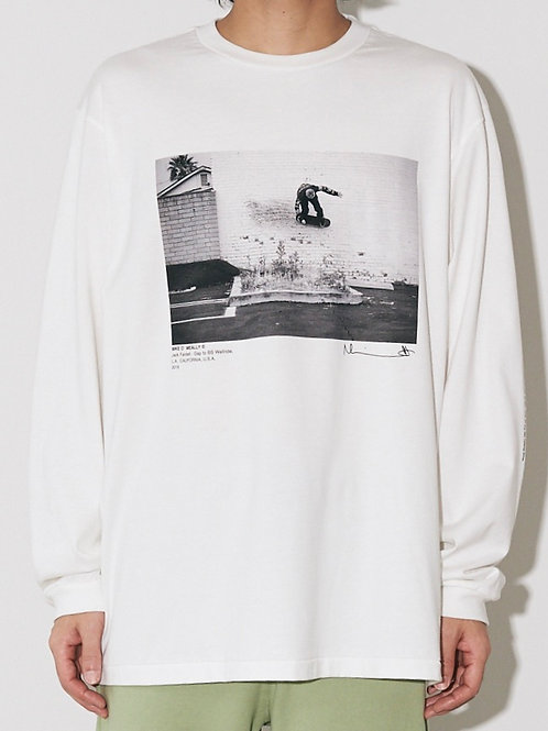 JACK FARDELL WALL RIDE & GRIND & DROP LONG SLEEVE T-SHIRT