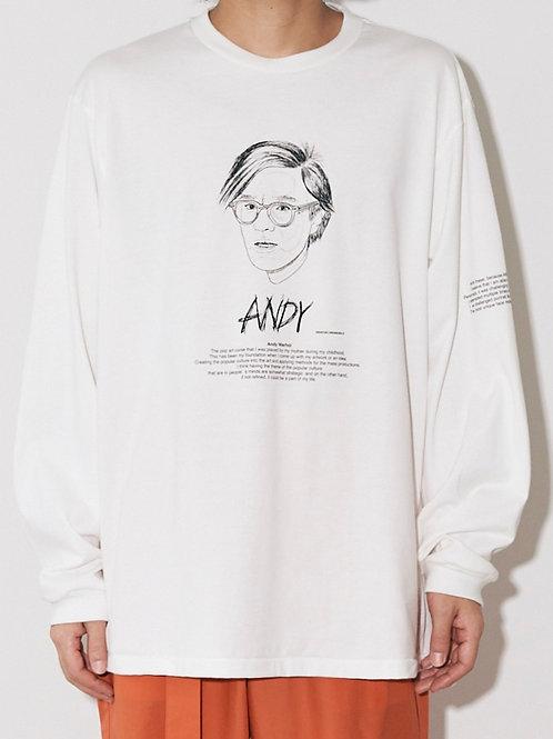 ANDY LONG SLEEVE T-SHIRT