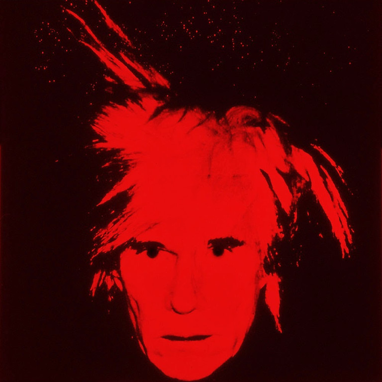 Andy Warhol: the Pope of the Pop