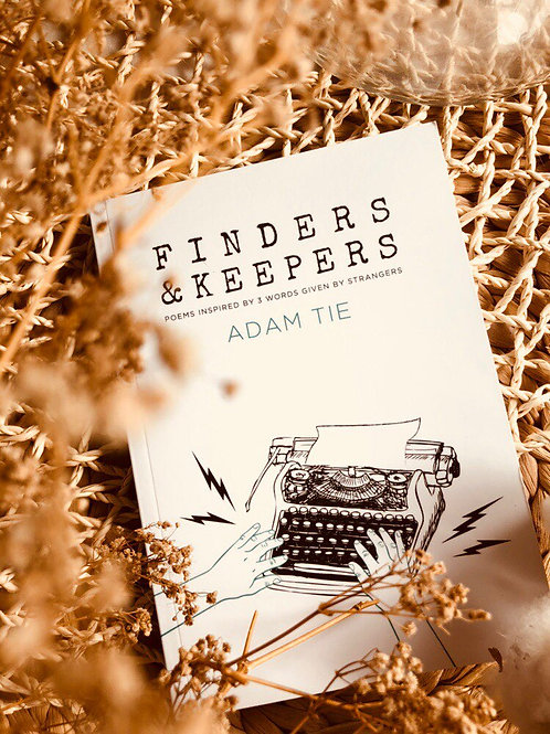 Finders & Keepers by Adam Tie