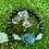 Thumbnail: Stacking Stretch Bracelet | Turquoise, Amazonite, Larvikite, Black Moonstone