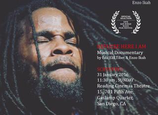 Screening at San Diego Black Film Festival