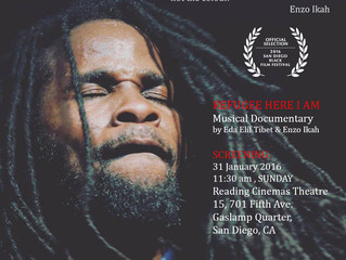 Screening at San Diego Black Film Festival