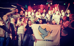 tomorrow is better istanbul team_o