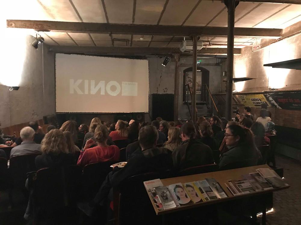 Ballad for Syria screening full house