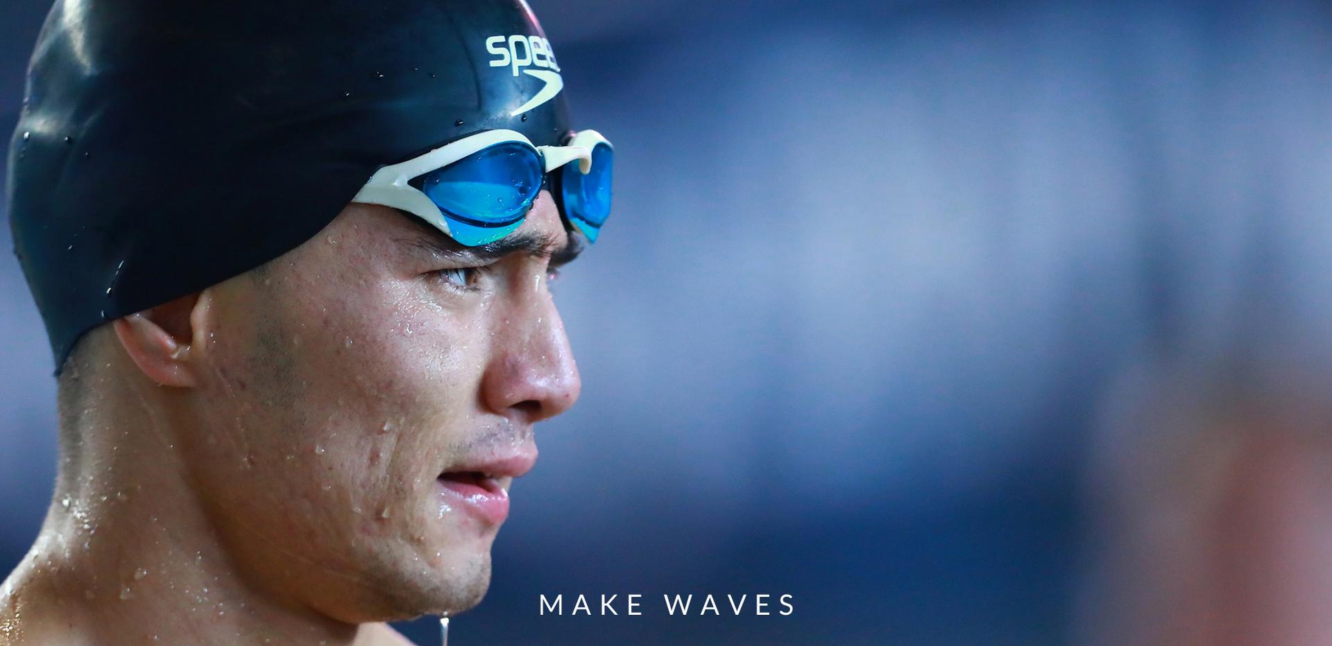 Para Swimming Athlete Abbas Karimi