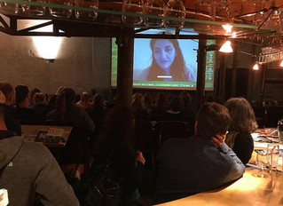 Full House Screening in the Reitschule cinema of Bern Switzerland