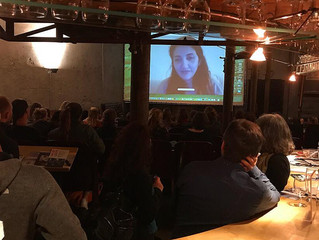 Full House Screening in the Reitschule cinema of Bern Switzerland