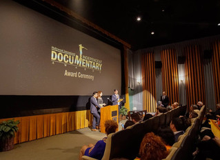 Award of Recognition from Hollywood Independent Documentary Film Festival