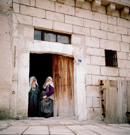 Local women of Babayan