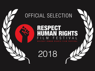 Ballad goes to Belfast,  Respect Human Rights Film Festival