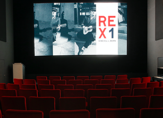 Ballad at Cinema REX Bern during Orient Express Film Tage (May, 2020)