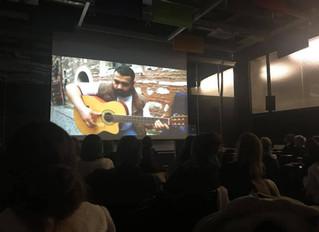 Screening at the Istanbul Bilgi University with DAAD