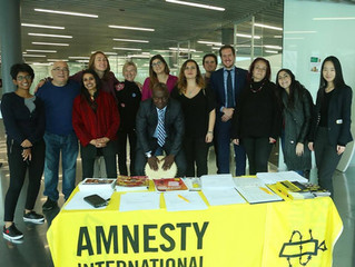 Defending Human Rights Defenders with Amnesty International