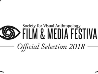 Official Selection at the Society for Visual Anthropology