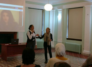 Screening and Concert at Bosphorus University Istanbul
