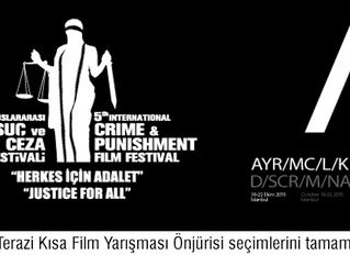 Atlas Cinema / Crime & Punishment Film Festival