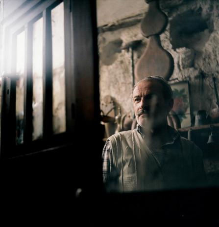 Mehmet Ali, Artist in Babayan
