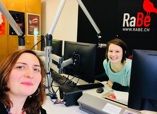 ON AIR! with Radio RABE