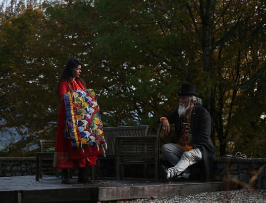 Rama Mani and Loten Namling