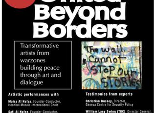 United Beyond Borders at UN Geneva