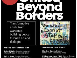 United Beyond Borders at UN Geneva