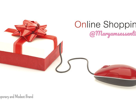 THE TRENT OF SHOPPING ONLINE!