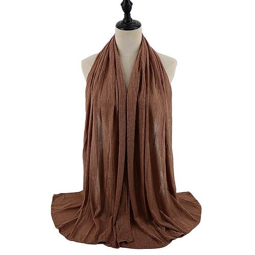 Maryam's Diamond Style Jersey Stretchy Nylon Hijab/Shawl