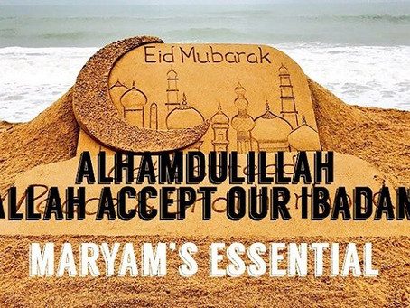 HOW TO PREPARE FOR EID CELEBRATION