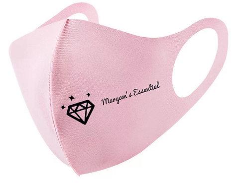 Maryam's Diamond Style Latest Face Mask