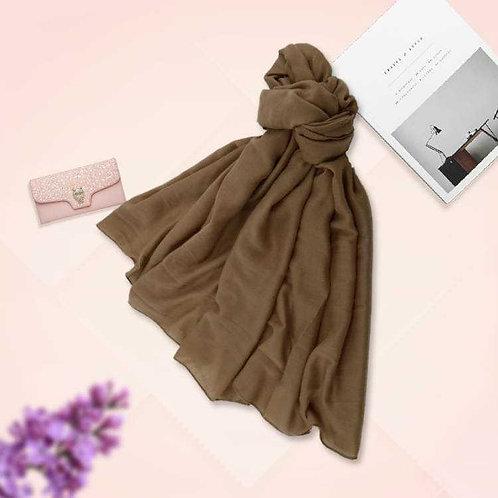 Maryam's Diamond Style Plain Rayon Modal Hijabs/Wrap