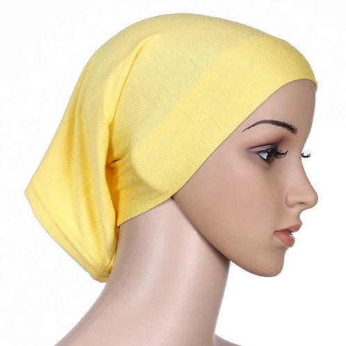 Maryam's Diamond Style Jersey Bonnet/Cap