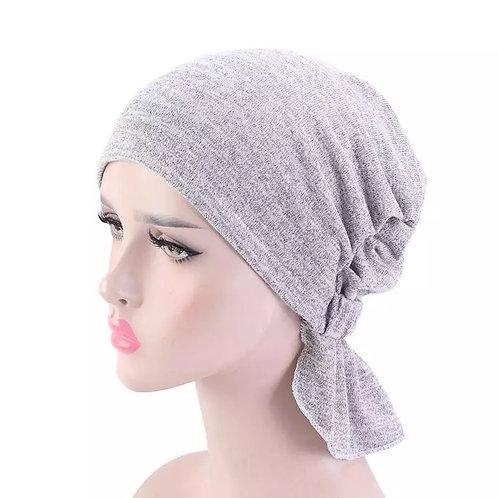 Maryam's Diamond Style Plain Cotton Turban and Head Wrap/Cap
