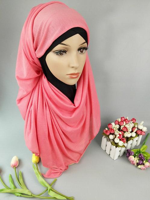 Maryam's Diamond Style Premium Jersey Hijab/Shawl