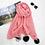 Thumbnail: Maryam's Diamond Style Latest Cotton Viscose Pleated Crinkle with Pom Pom