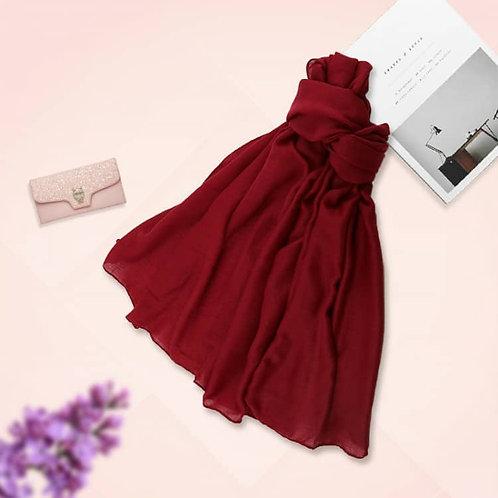 Maryam's Diamond Style Plain Rayon Modal Hijabs/Wraps