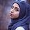 Thumbnail: Maryam's Diamond Style Premium Cotton Hijab