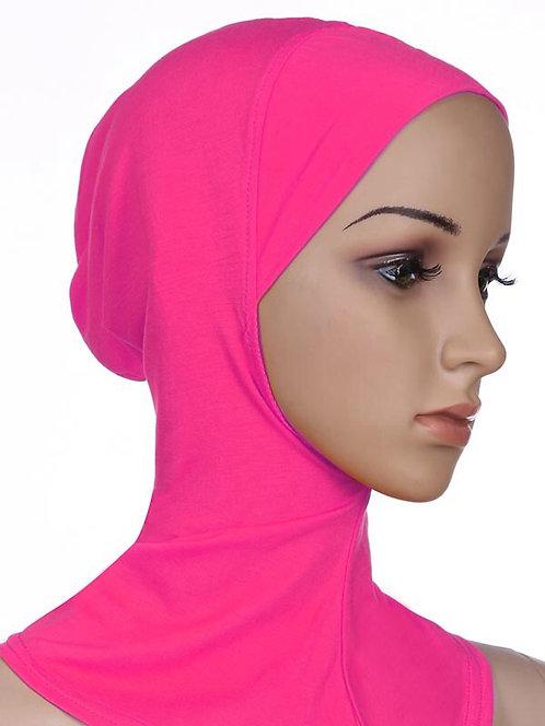 Maryam's Diamond Style Full Cover Inner Hijab Cap Neck Head Bonnet