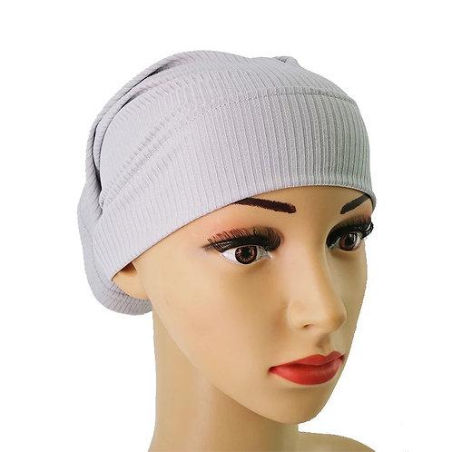 Maryam's Diamond Style Ribbed Jersey Cap