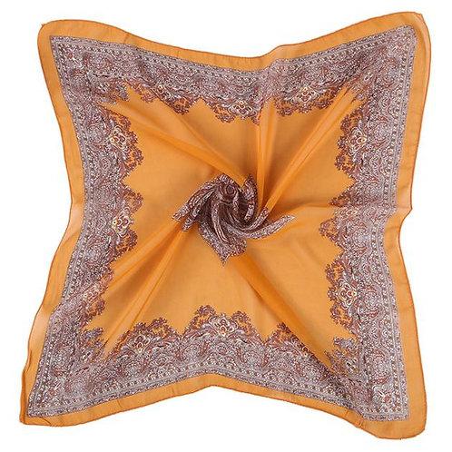 Maryam's Diamond Style Chiffon Print Scarf/Hijab