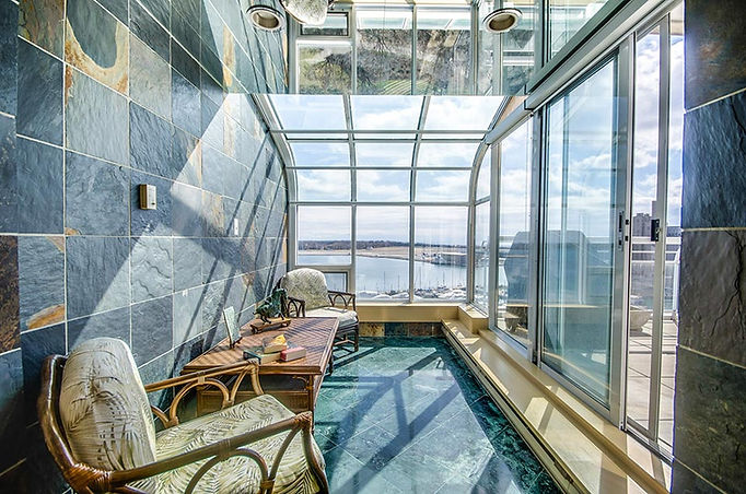 Kings Landing Penthouse 1201 Sun Room