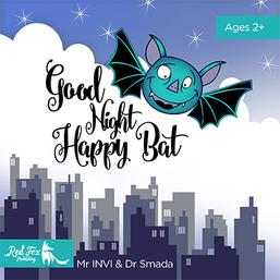 Happy Bat Book Cover